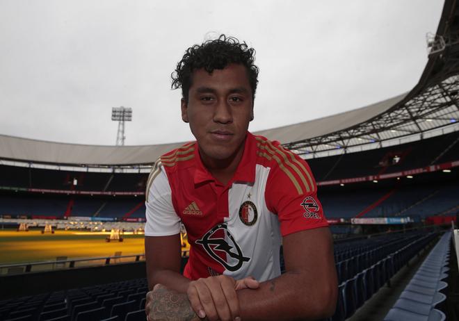 Tapia: 'Moeilijk om in deze wedstrijd te debuteren'