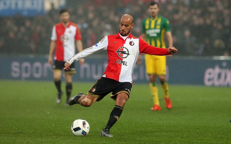 Feyenoord wint moeizaam bij ADO Den Haag