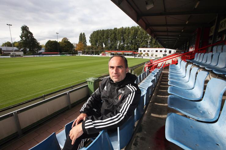 Hertog geslaagd voor cursus Coach Betaald Voetbal
