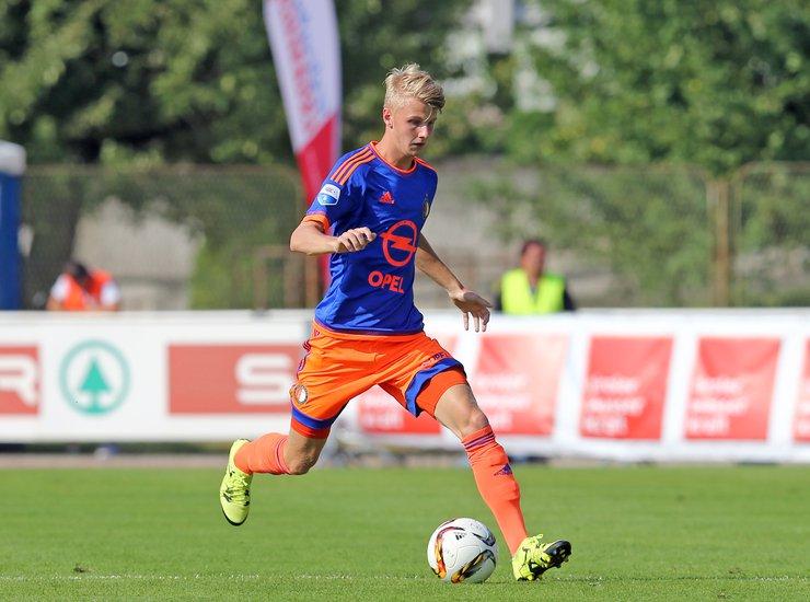 Feyenoord 2 besluit seizoen met puntendeling tegen Heracles