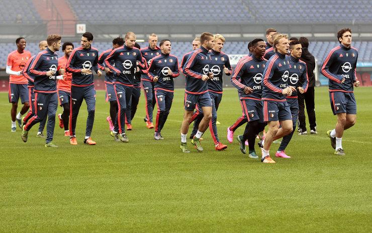 Feyenoord in de zomer waarschijnlijk naar Oostenrijk