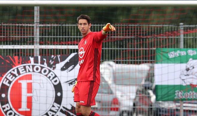 Feyenoord gaat bekijken of contract Jones verlengd kan worden