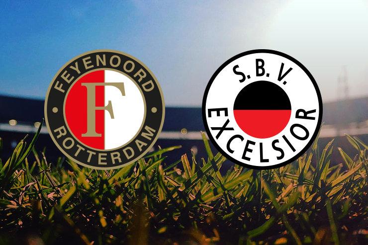 Matchday! : 19:45 uur Feyenoord-Excelsior