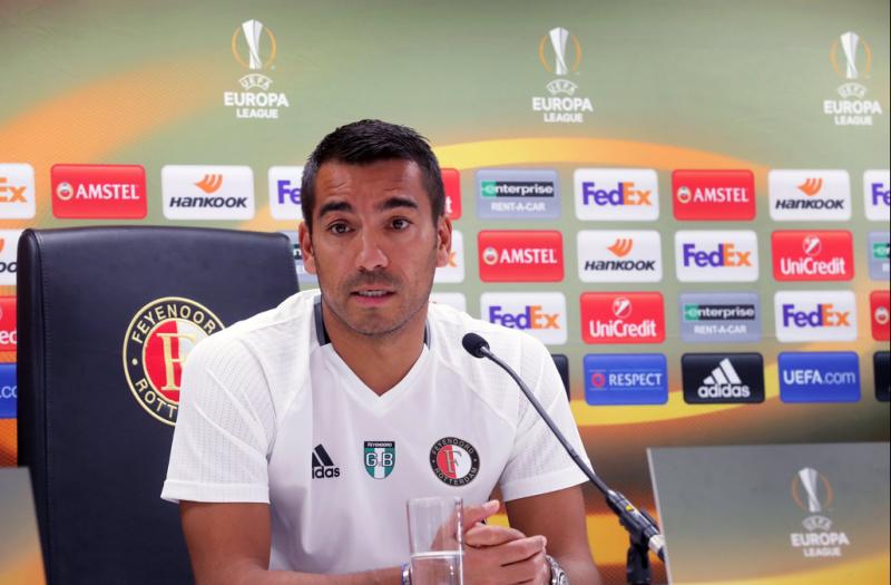 'Gio' hoopt dat fans Feyenoord niet te ver naar voren duwen