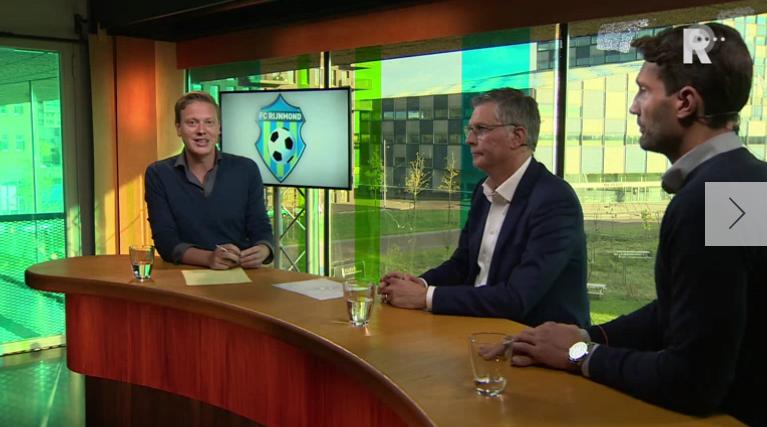 Martin van Geel in FC Rijnmond | Video