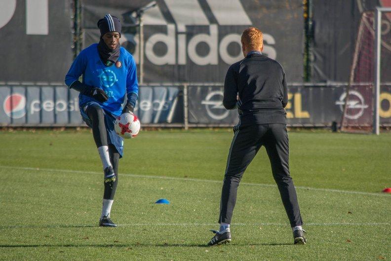Feyenoord werkt op Varkenoord toe naar de topper tegen PSV