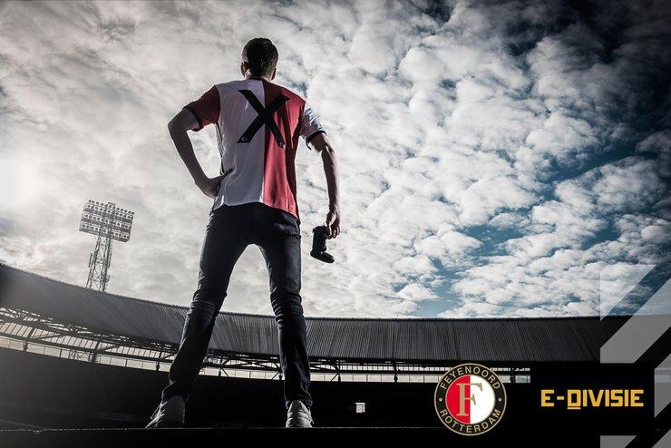 Feyenoord neemt deel aan nieuwe E-divisie