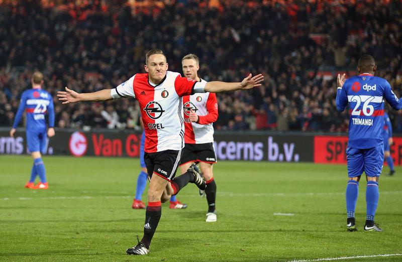 Toornstra tot 2021 verbonden aan Feyenoord