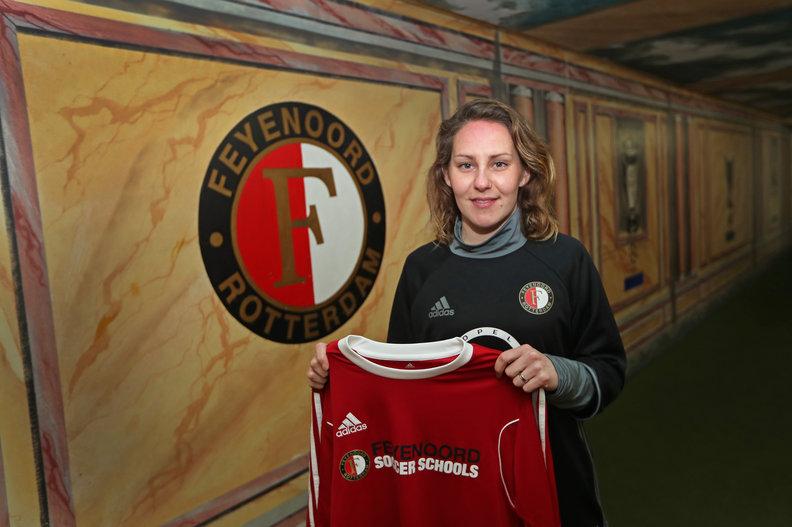 Zou dit een eerste stap kunnen zijn voor damesvoetbal bij Feyenoord?